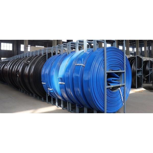 PVC Blue Lay